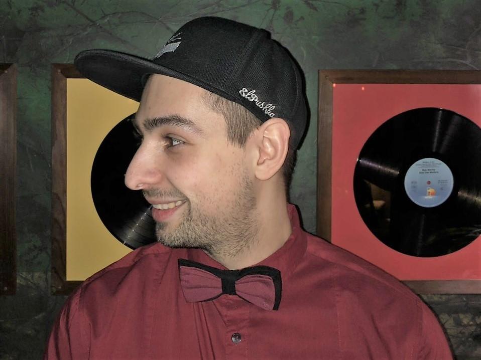 Nikolay-student-lingoda-barman