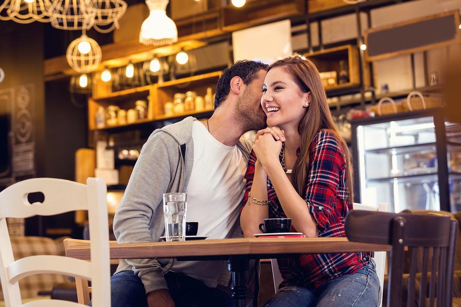 cafe-flirting-couple