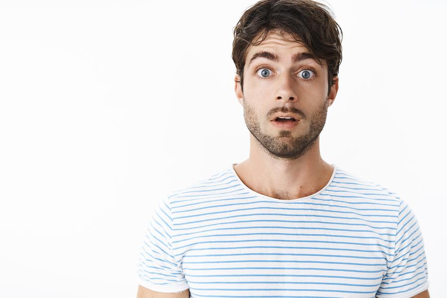 man-surprised