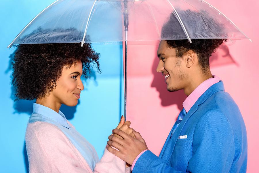 couple-umbrella