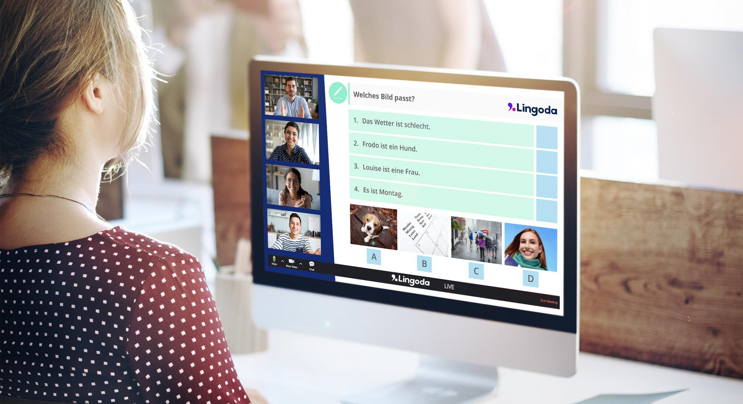 Lingoda Marathon Learn languages online with native teachers